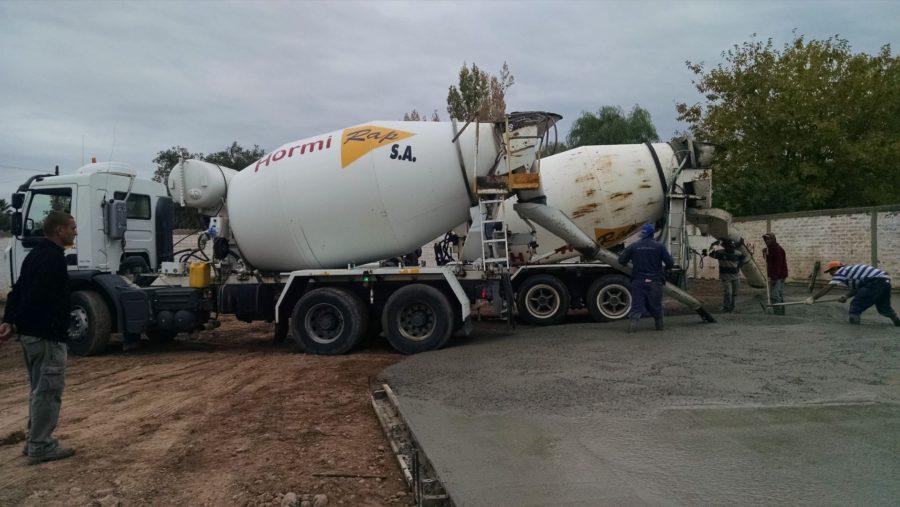 Construcción AG 18