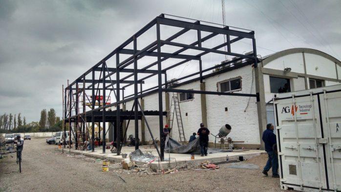 Construcción AG 5